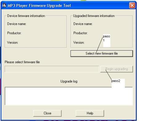 pasos para subir firmware a mp4 (atjxx ,acuxx ,akxx) | Cayoeirl's Blog
